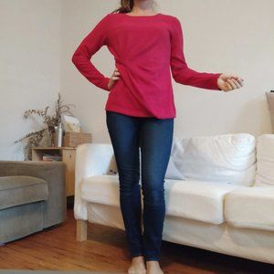 Emerson Rose long sleeve Top